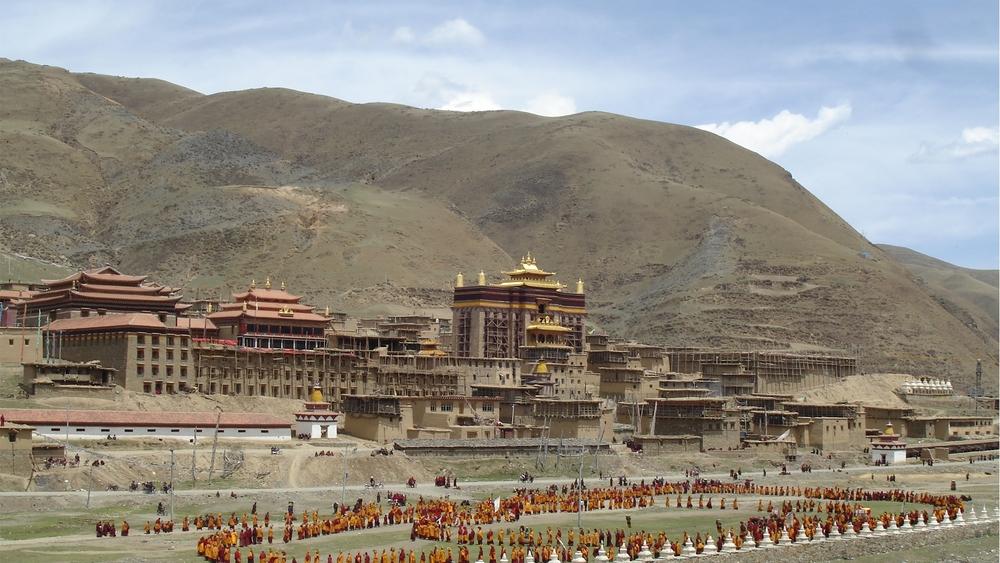 Dzamthang Monastery