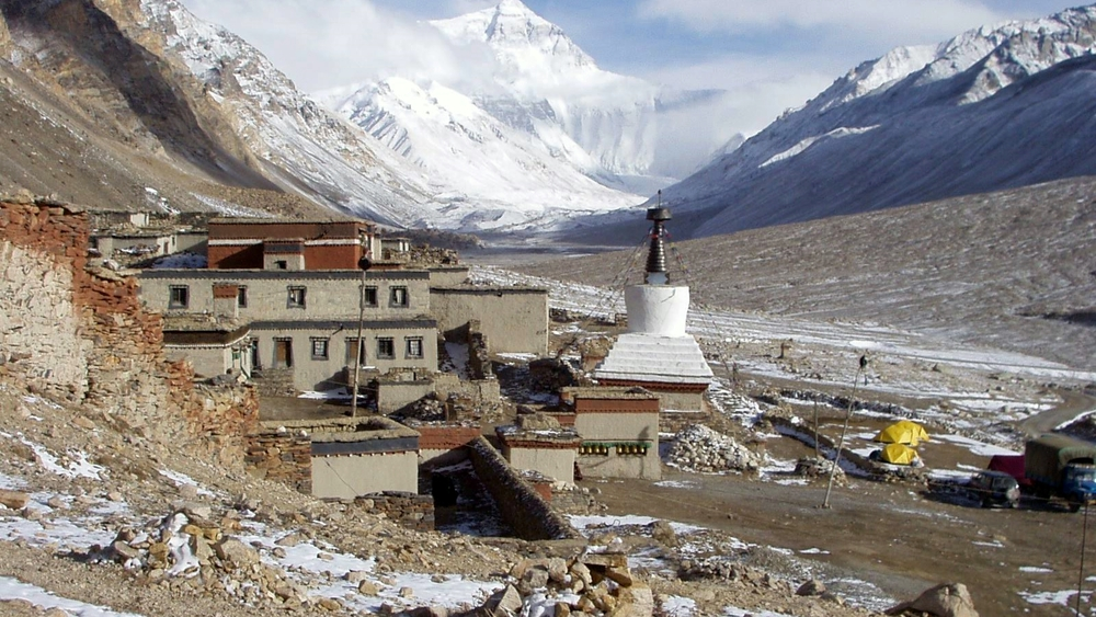 Rongbu Monastery