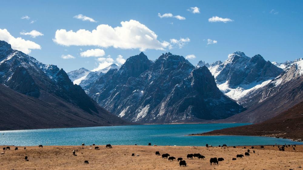 Golok: Mount Nyenpo Yurtse & Glacial Shuktso Lake