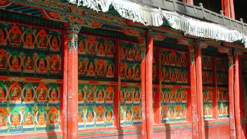 Shigatse Tashilhunpo Monastery
