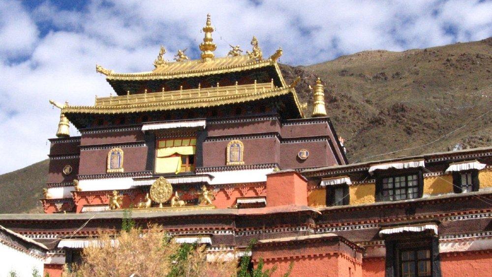 Gyantse Pelcho Monastery