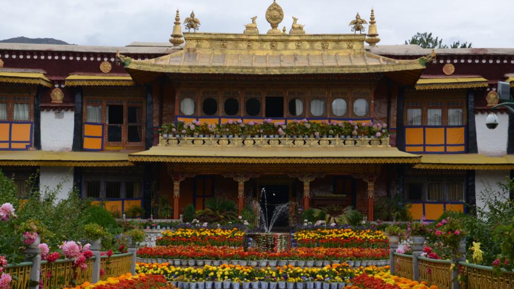 Norbulingka Summer Palace
