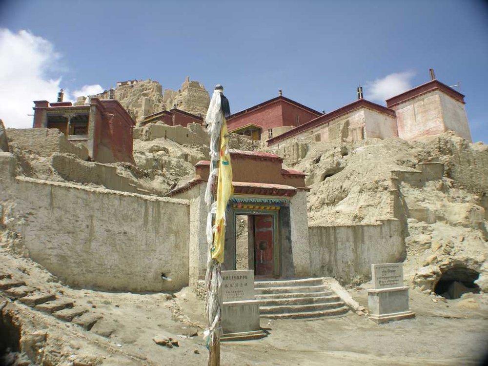 Guge Thloing Monastery