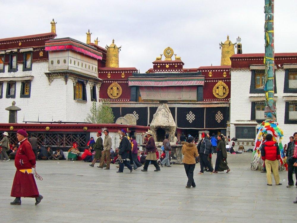 Central Tibet (TAR) & Lhasa