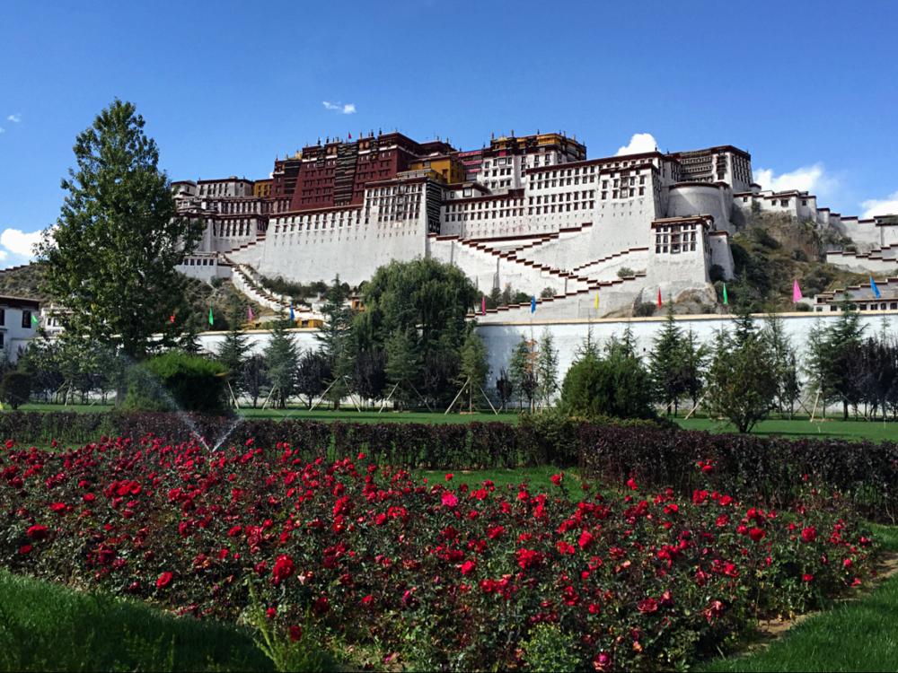 Day 3: Potala Palace, Norbulingka, UNESCO World Heritage Sites -