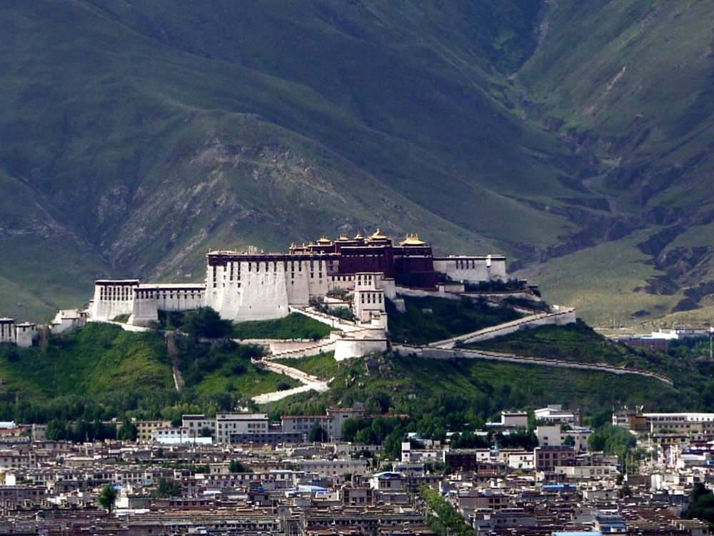 Day 1: Arrive Lhasa (3650m) via  Gongkar Airport or train station -