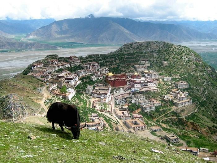Day 4: Day trip to Ganden. View Kyichu Valley -