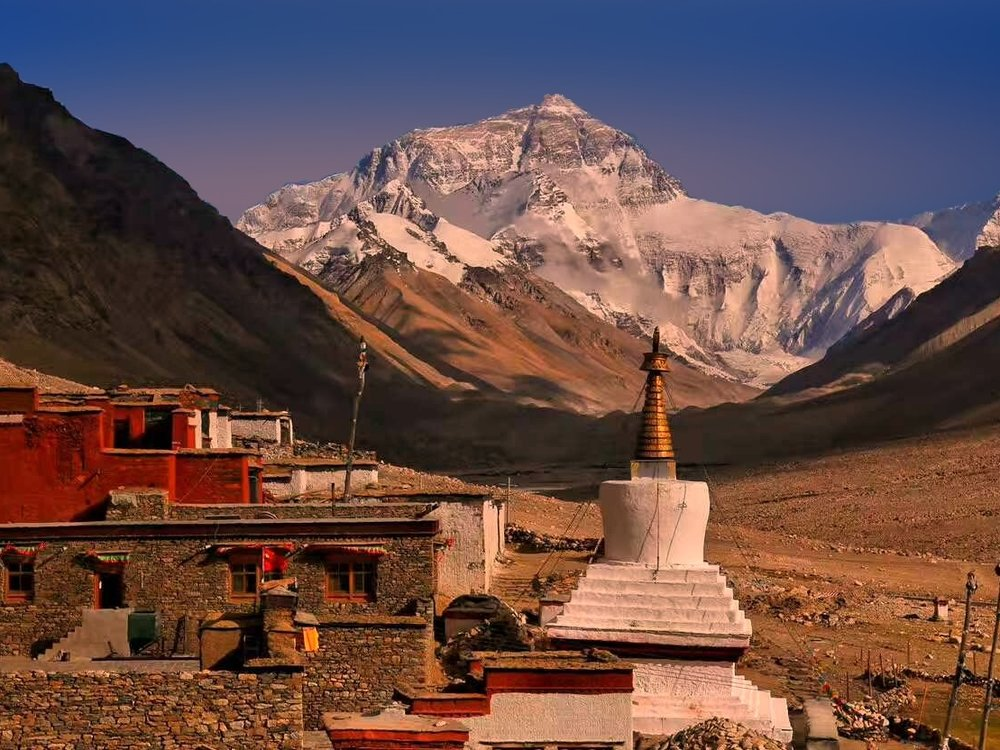 Day 6: Mount Everest North Base Camp, Rongpuk -