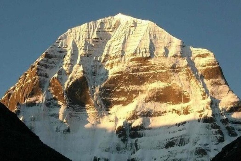 Mount Kailash, North Face