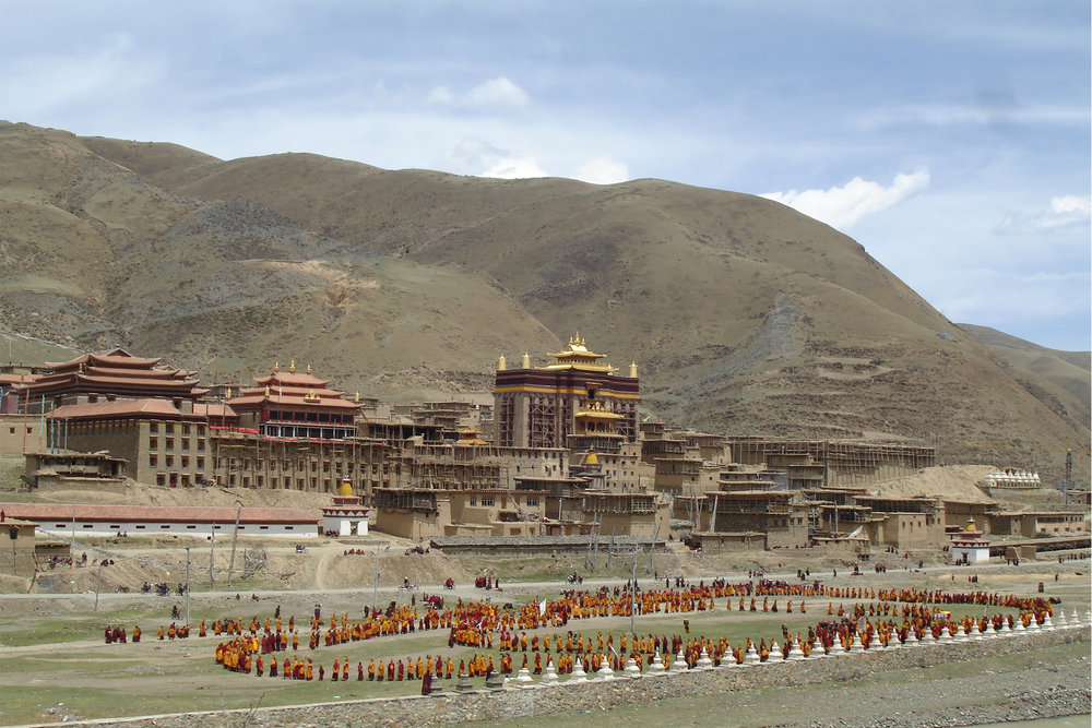 Garzi Monastery