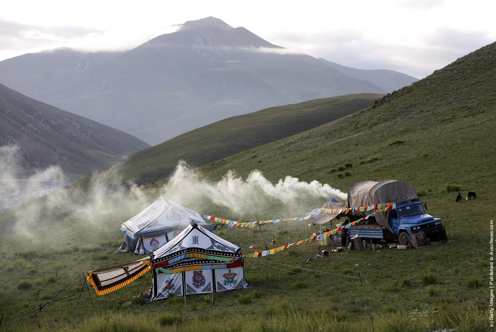 Yushu Highlands