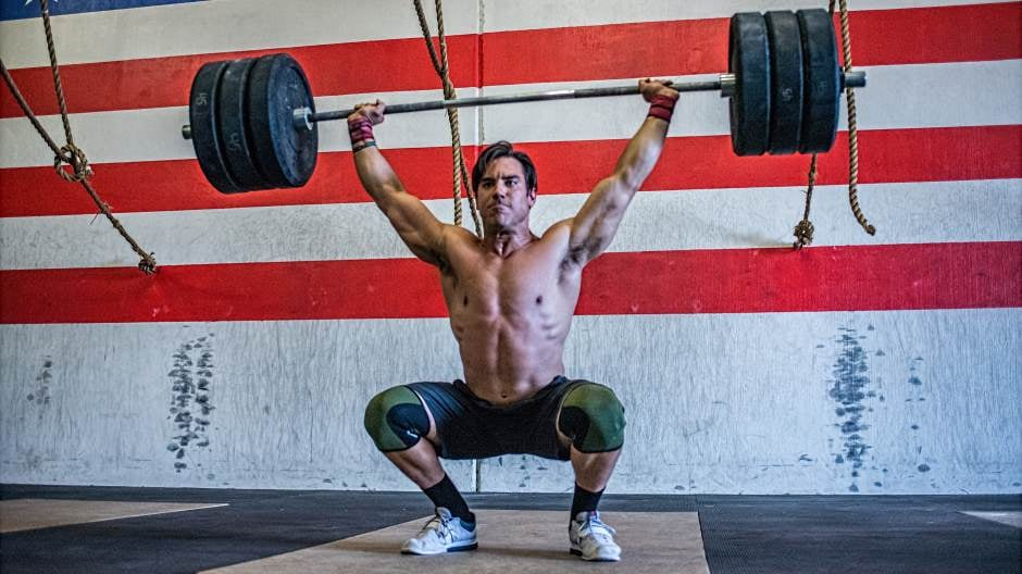 I frequently see the postings online of people who've been presented with a  bit of weightlifting and are now hooked. All they want to do is snatch, ...
