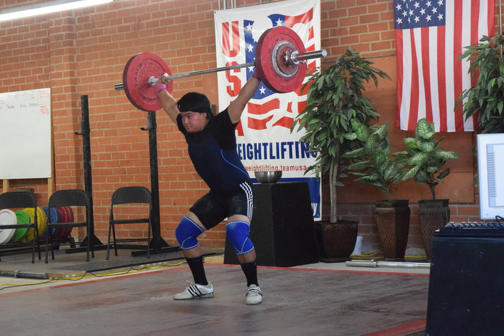 New Blogs — Takano Weightlifting - Olympic Weightlifting and