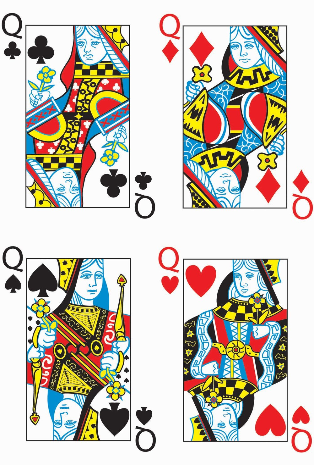 Card Deck (Multi Use)