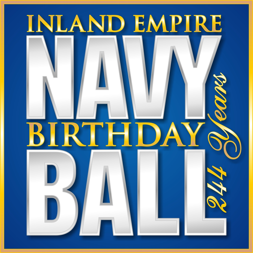 Inland Empire Navy Birthday & Ball