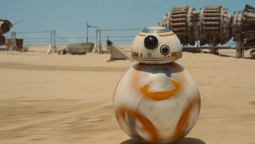 All I want for Christmas is you BB8 (Image Property of Disney/Lucasfilm)