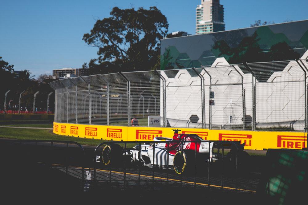 Australian F1 Grand Prix, March 2018