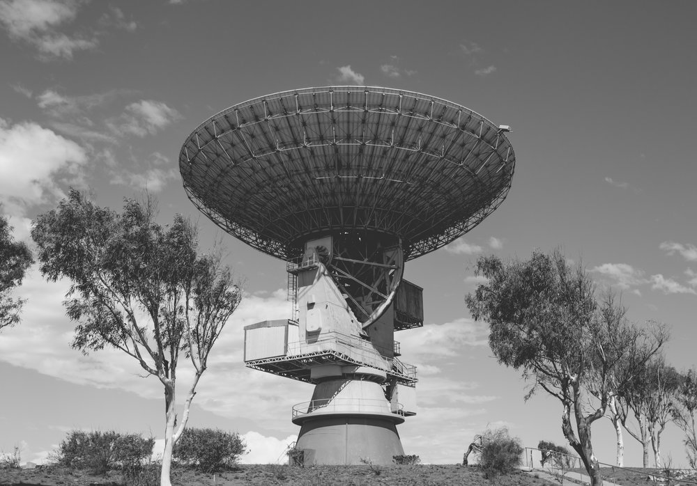 Carnarvon Space and Technology Museum W.A, April 2018