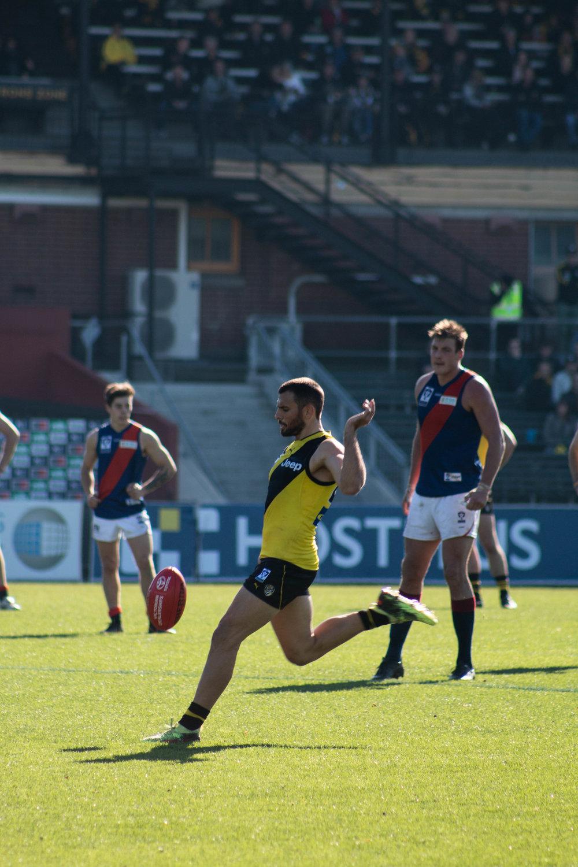 VFL Richmond v. Coburg, May 2018