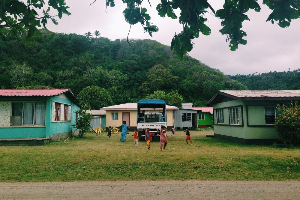 Nokodu mudu village