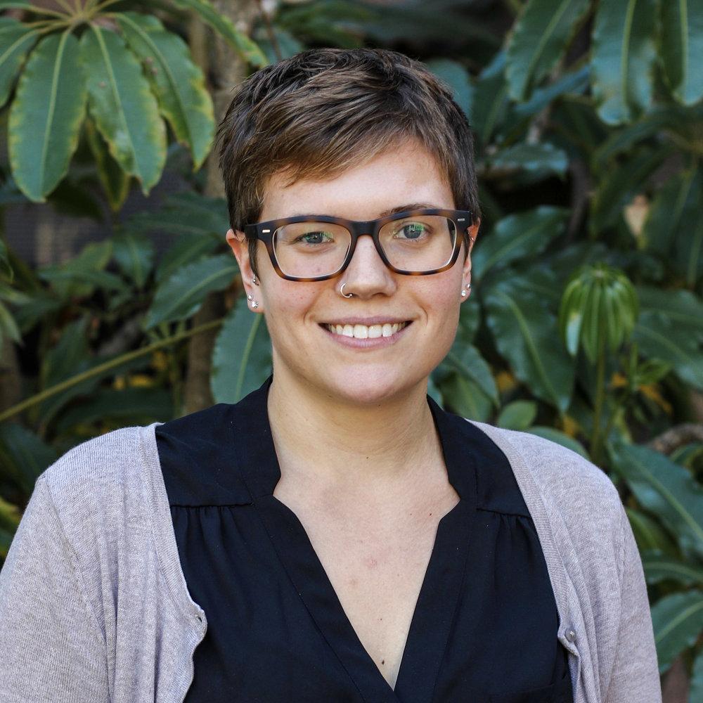 Emelie Pfaff - Instrument & Inventory Manager
