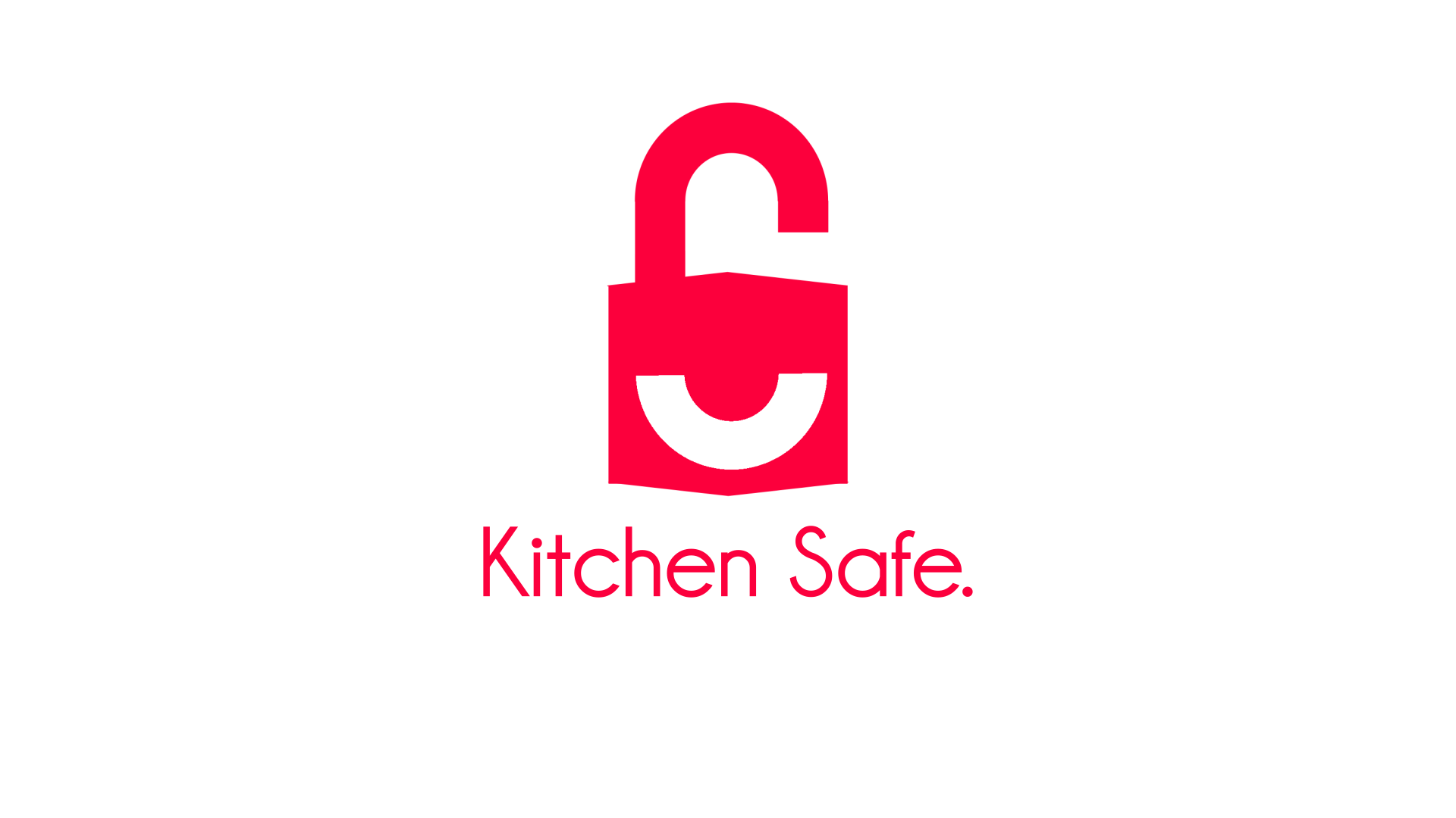 It Took 1 Week To Create The Advert For Kitchen Safe, Which Uses The  Wording To Emphasize What Is Being Spoken By The Narrator, And Utilizes  Only The Colors ...