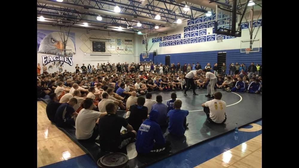Greco seminar full gym