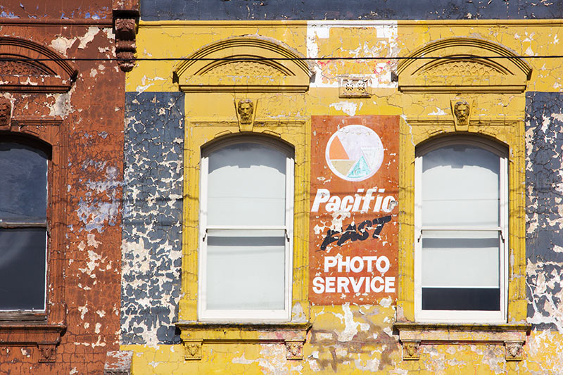 Ghost sign, Melbourne