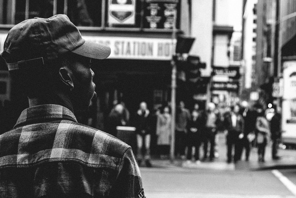 Street Photography, Melbourne
