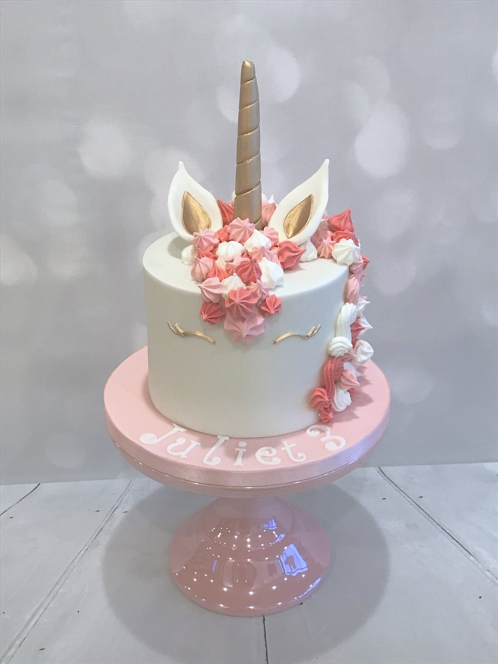 fantasy unicorn cake louise sandy custom cakes