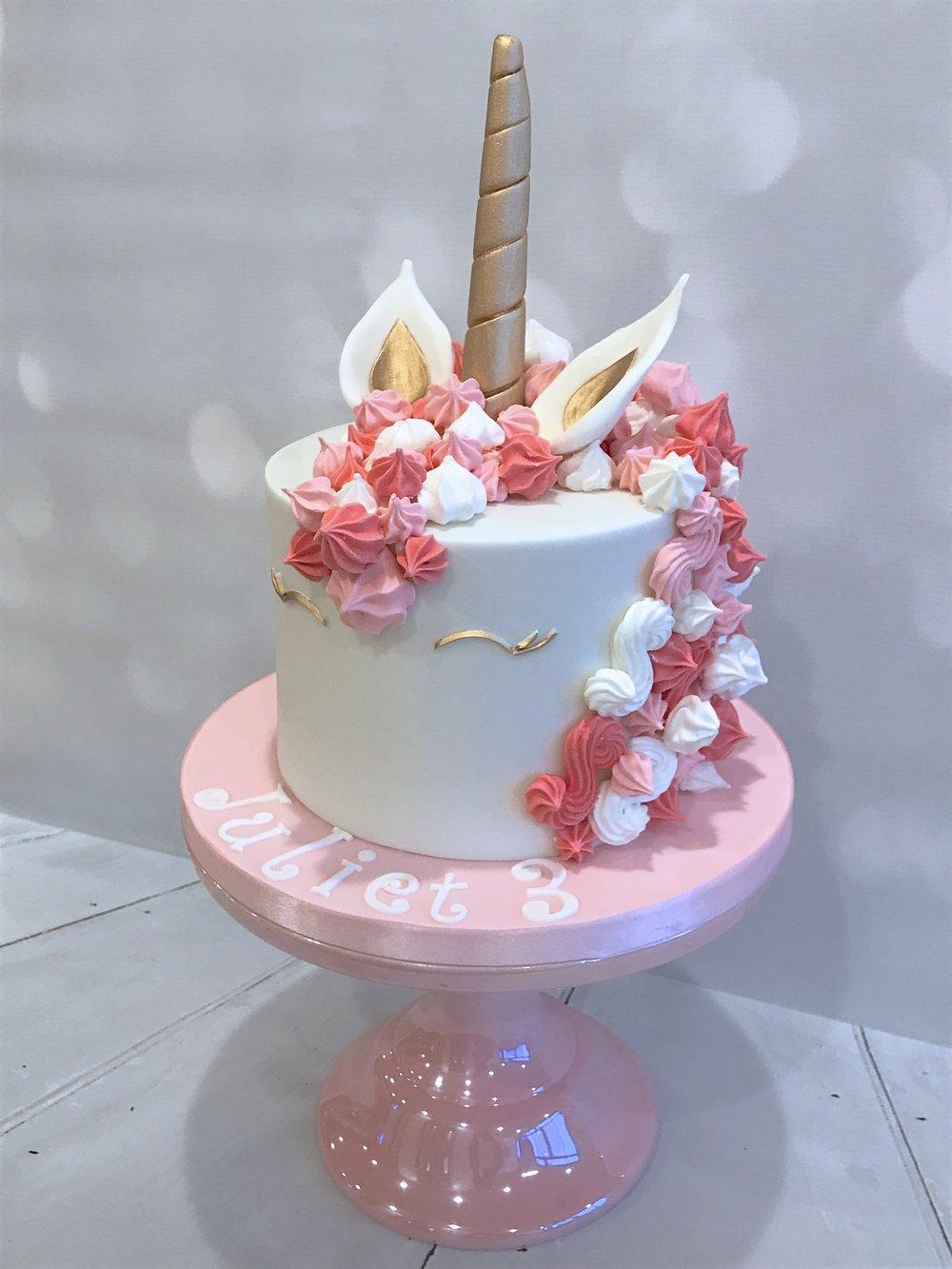 Fantasy Unicorn Cake