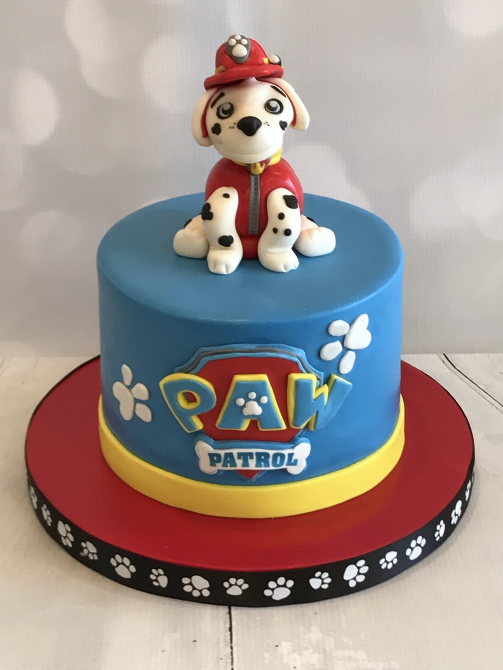 Paw Patrol Cake Louise Sandy Custom Cakes