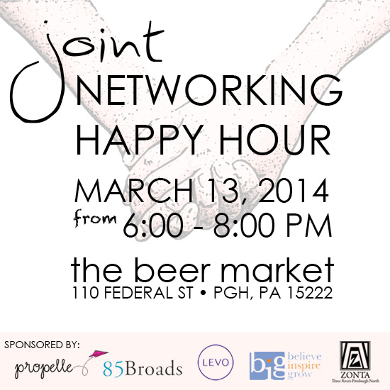 Joint Networking Happy Hour