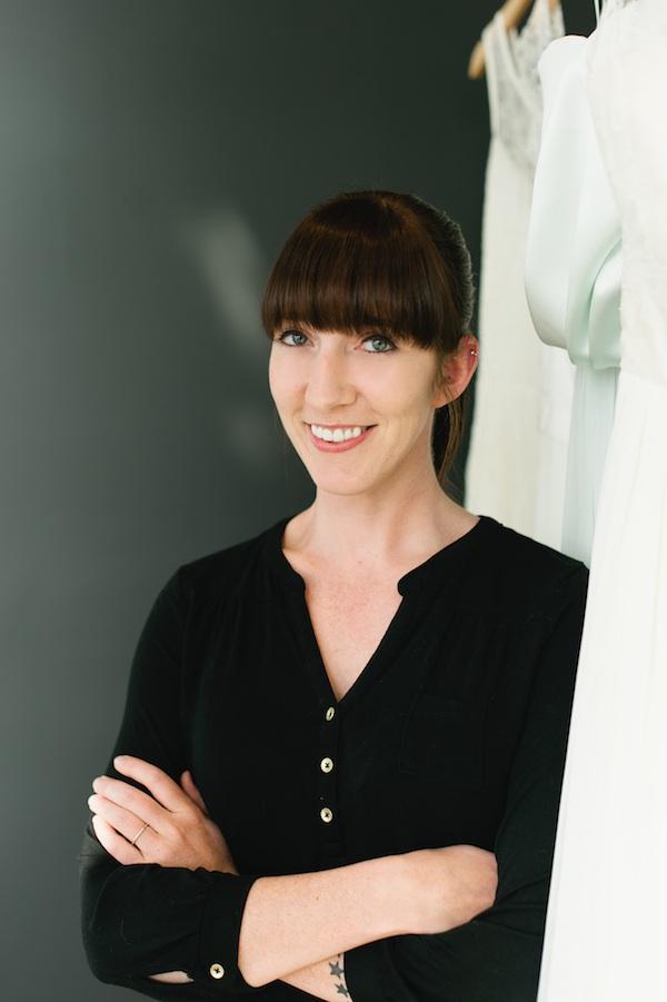 Erin Szymanski of Glitter & Grit