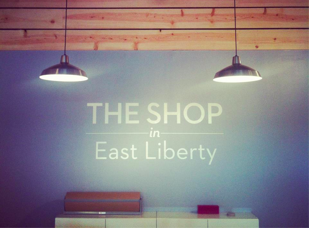 The Shop in East Liberty