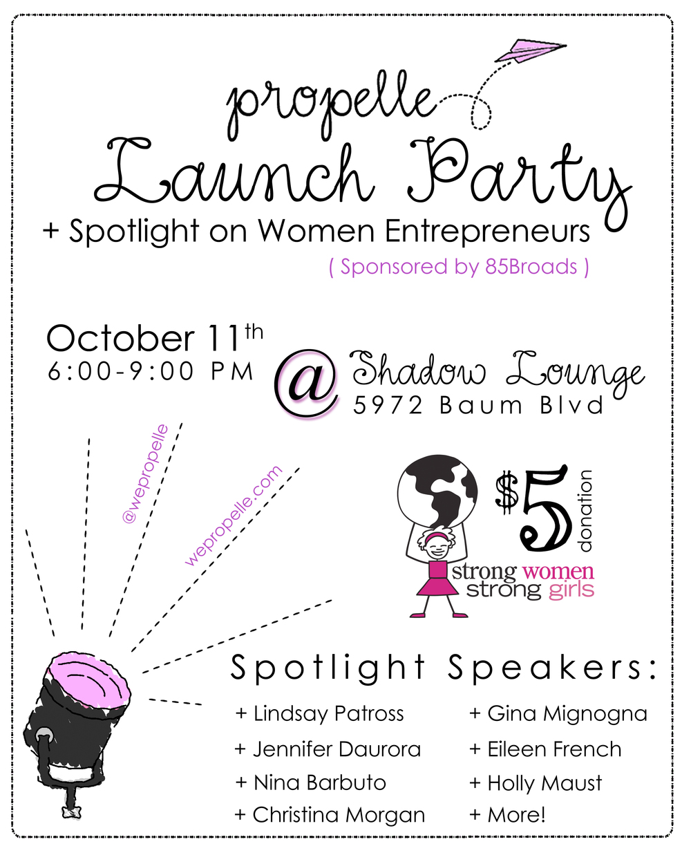 LaunchPartyPoster