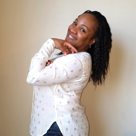 Dionda Fuggit, author of Adjust Your Crown | wepropelle.com