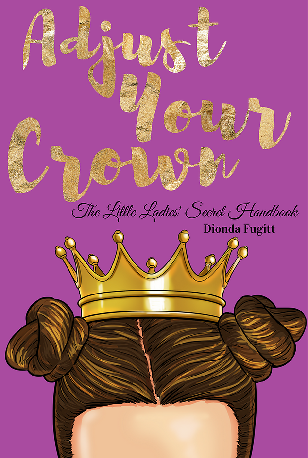 Adjust Your Crown by Dionda Fugitt | wepropelle.com