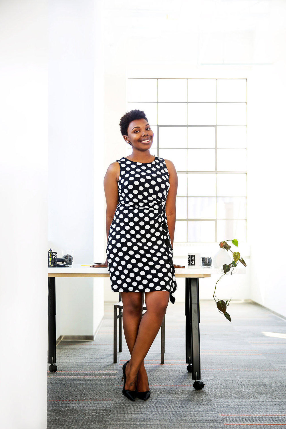 An interview with Chief Marketing Strategist, Aleshia S. Patterson of the Aleshia Simone Consulting Group