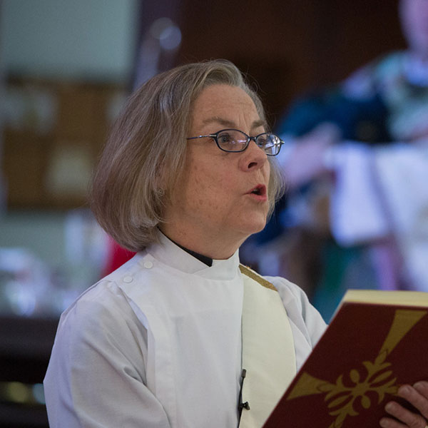 The Rev. Nancy Crawford