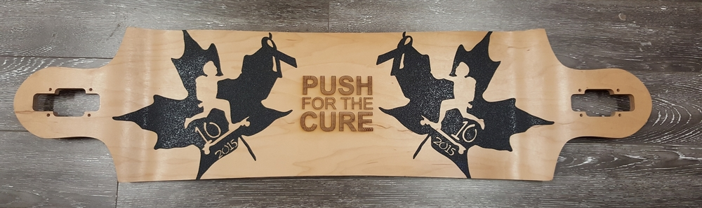 The cure push