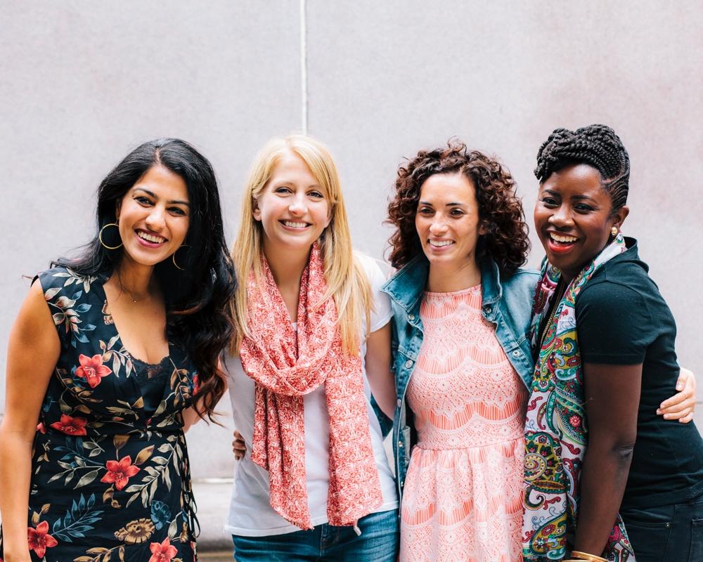 Erin Houston wearwell fashion tech subscription entrepreneur business community we rule werule girlboss