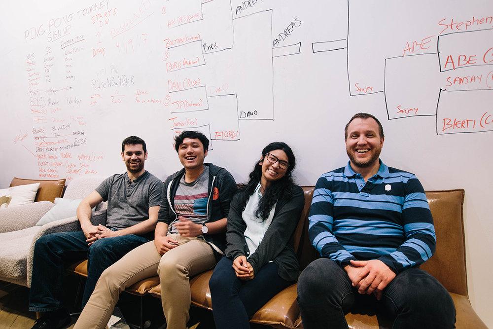 croissant-coworking-app-team-photo quote nisha garigarn entrepreneur we rule werule