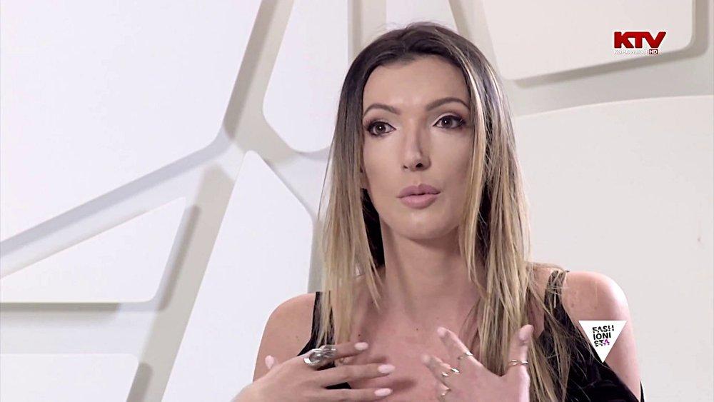 sara shala jewelry 3rd luxury jewels moda fashion style accessories portrait designer