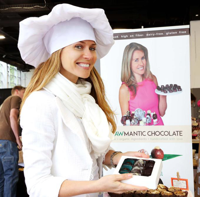 kasia bosne rawmantic chocolate entrepreneur_vegan_girlboss_founder_femaleowned_nyc