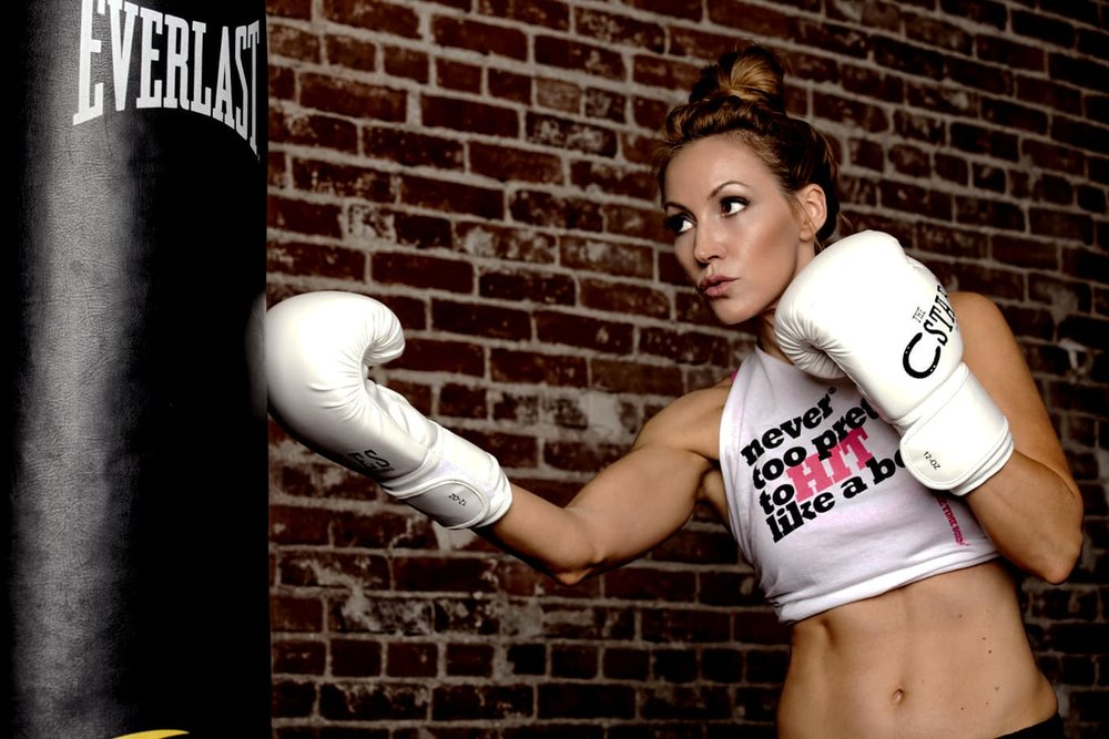 community entrepreneur cary williams too pretty brand we rule boxing girls empowerment