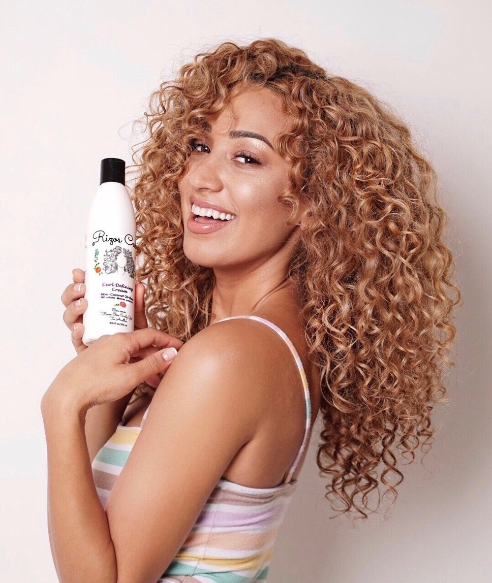 Rizos Curls Julissa Prado hair natural products maia community black friday justyna kedra we rule werule