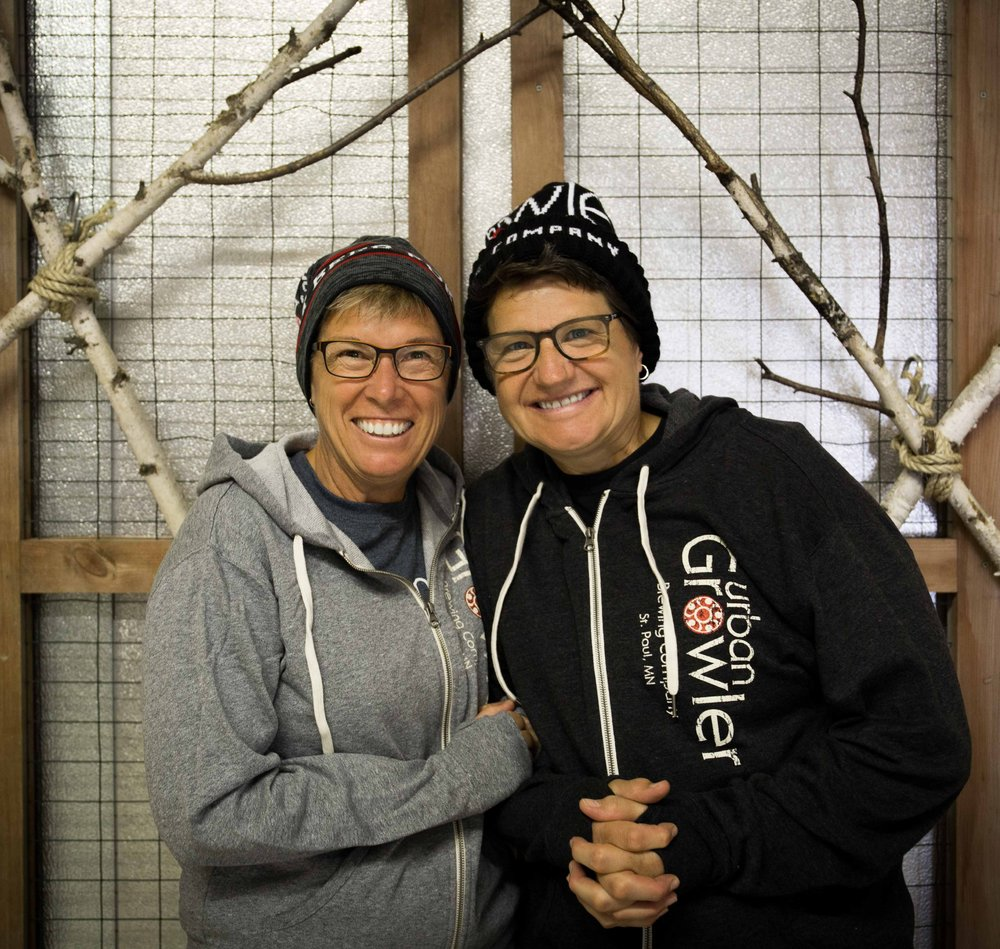 Urban Growlers is the first female owned Micro Brewery in Minnesota MAIA community black friday female owned justyna kedra werule we rule