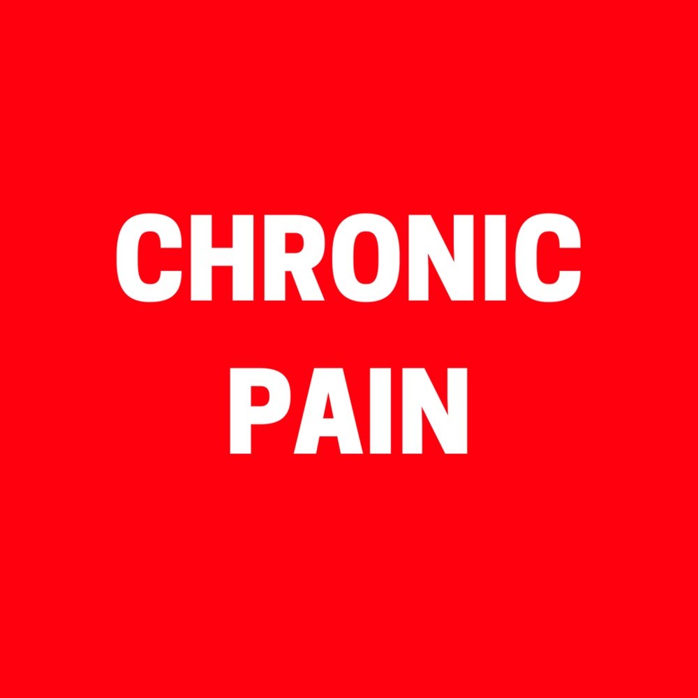 Psychiatric Conditions Related to Chronic Pain