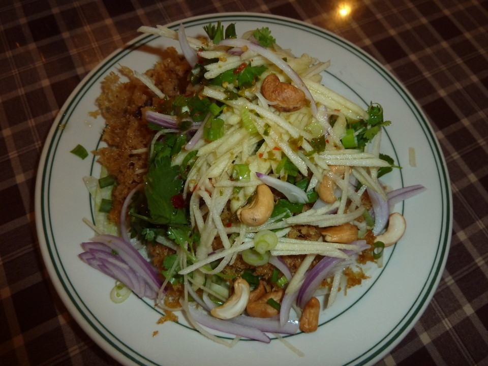 Catfish Salad